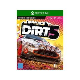 Dirt 5 para Xbox One Deep Silver Lançamento