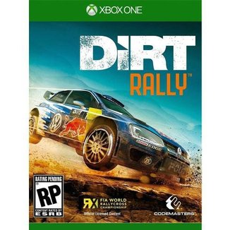 DIRT RALLY  XBOX ONE