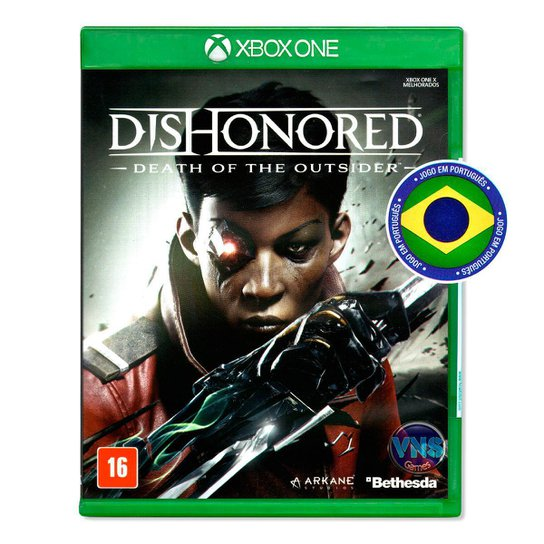 Dishonored Death of The Outsider - Xbox One - Incolor