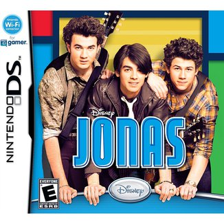 Disney Jonas - Nds
