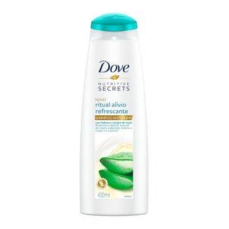 Dove Ritual Alívio Refrescante Shampoo Anticaspa 400ml