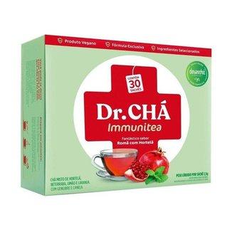 Dr. Cha Immunitea Dispay Com 30 Saches De 1,5g
