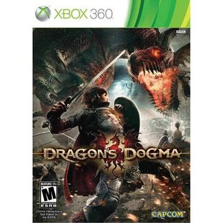 DRAGON`S DOGMA XBOX 360