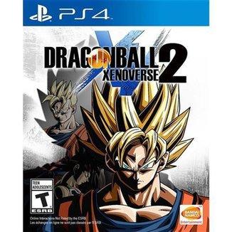 Dragon Ball Xenoverse 2 - Ps4