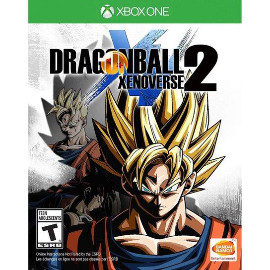 Dragon Ball Xenoverse 2 - Xbox One - Incolor