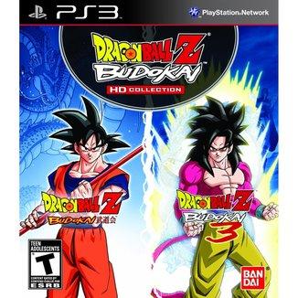 Dragon Ball Z Budokai Hd Collection - Ps3
