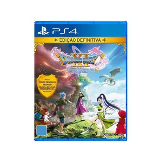 Dragon Quest XI S Echoes of an Elusive Age - PS4