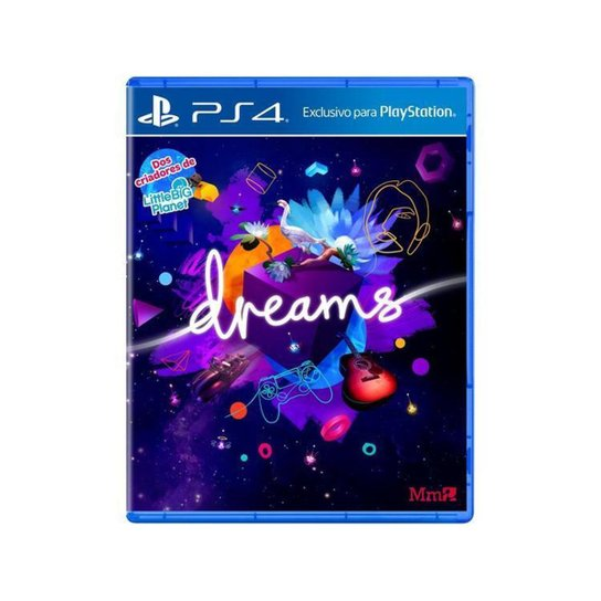 Dreams para PS4 Media Molecule - Incolor