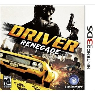 Driver Renegade - 3Ds