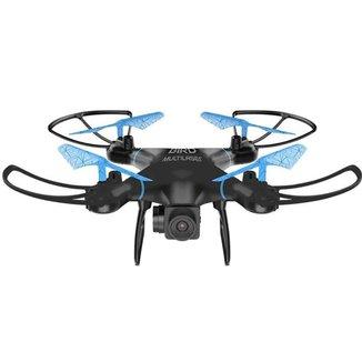 Drone Bird Com Controle Remoto Alcance de 80m Flips em 360° Multilaser - ES255