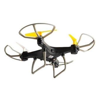 Drone Fun com Estabilizador de voo Controle Remoto Flips em 360° Multilaser - ES253