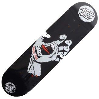 Drop Dead Shape Santa Cruz S.Hand 8'0 Preto