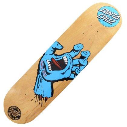 Drop Dead Shape Santa Cruz S.Hand Wood 7'75 Bege