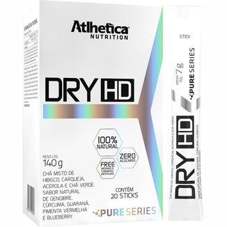 Dry HD c/ 20 unidades- Atlhetica Nutrition