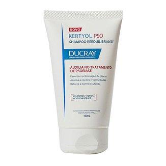 Ducray Kertyol PSO Shampoo Reequilibrante 100ml