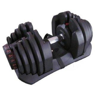 Dumbell Halter Regulável 40kg - WCT Fitness