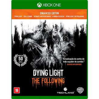 DYING LIGHT ENHANCED EDITION XBOX ONE