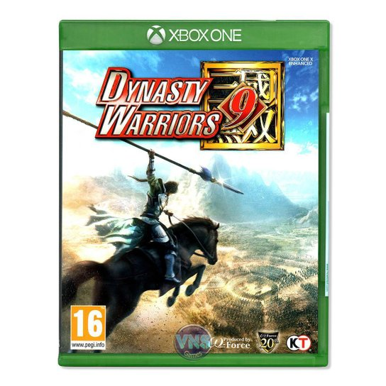 Dynasty Warriors 9 - Xbox One - Incolor
