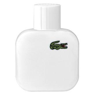 Eau De Lacoste L.12.12 Blanc - Pure Lacoste - Perfume Masculino - Eau de Toilette 50ml