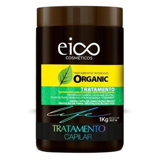 Eico Life Tratamento Intensivo Organic – Máscara de Tratamento Capilar 1Kg