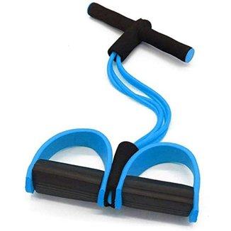 Elástico Extensor Ombro Bíceps Tríceps TubeFit