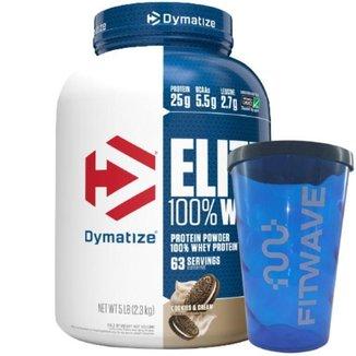 Elite 100% Whey (2300g) Dymatize Nutrition