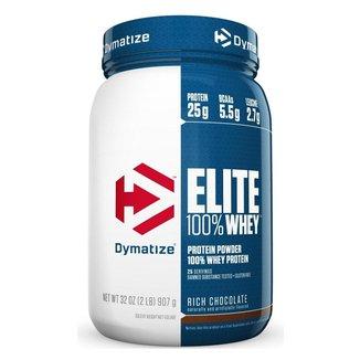 Elite 100% Whey Protein (2Lbs/907G) - Dymatize Nutrition