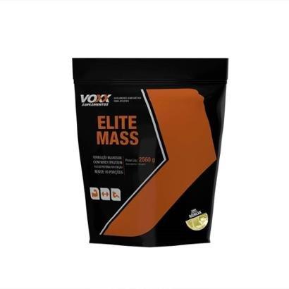 Elite Mass 2,5Kg - Voxx Suplementos - Morango