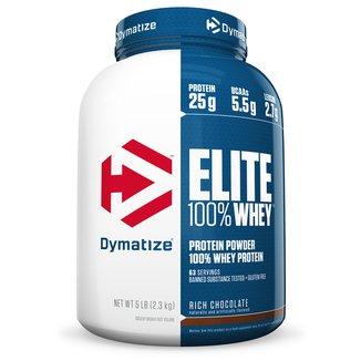 Elite Whey 5 Lbs New Dyma - Dymatize Nutrition