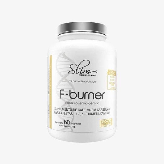 Emagrecedor Energético Slim Weight Control (Cafeína 420Mg Por Caps) -