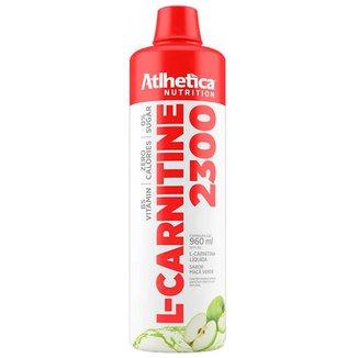 Emagrecedor L-Carnitina 2300 960 Ml - Atlhetica Nutrition