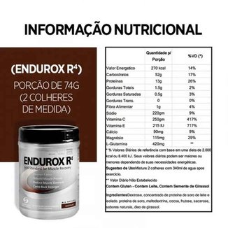 Endurox R4 Fruit Punch 1kg - Pacific Health - Repositor 4:1