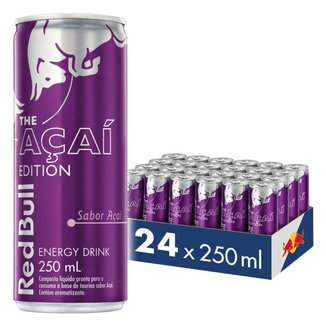 Energético Red Bull Energy Drink 250 ml - 24 Unids.