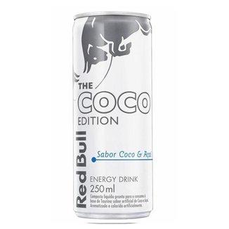 Energético Red Bull Energy Drink, Coco e Açaí, 250 ml