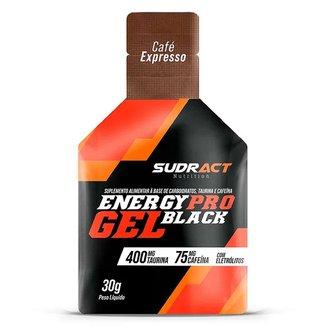ENERGY PRO GEL BLACK 15 UNIDADES - SUDRACT (CAFE EXPRESSO)