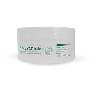 ENZYM´action -Limpador Facial em Pó com Esfoliantes Ácidos e Enzimáticos- Home care 30gr