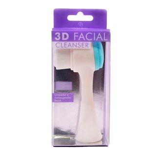 Escova de Limpeza Facial Klass Vough - 3D Facial Cleanser 1Un