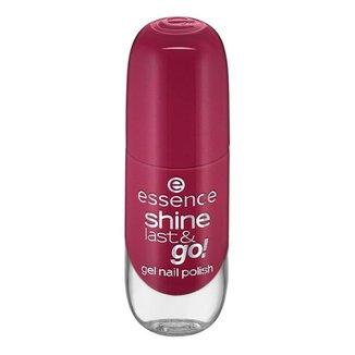 Esmalte Essence - Shine Last e Go Gel Nail Polish Tons Lilás 20 Good Times