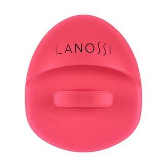 Esponja de Limpeza Facial Massageadora Lanossi com Suporte para Dedos