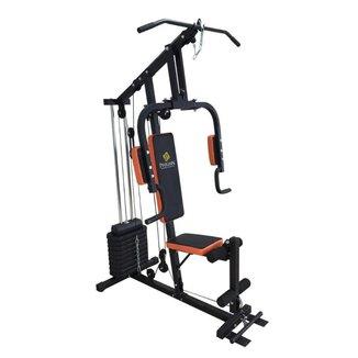 Estação de Musculação Pelegrin PEL-FIT28 8 Em 1 com 45kg