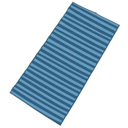 Esteira 72cm x 1,80m em Polipropileno - Unissex - Azul