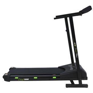 Esteira ergométrica concept 1600 Dream Fitness