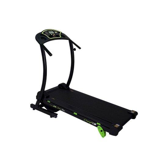 Esteira ergométrica concept 1.8 Dream Fitness - Preto