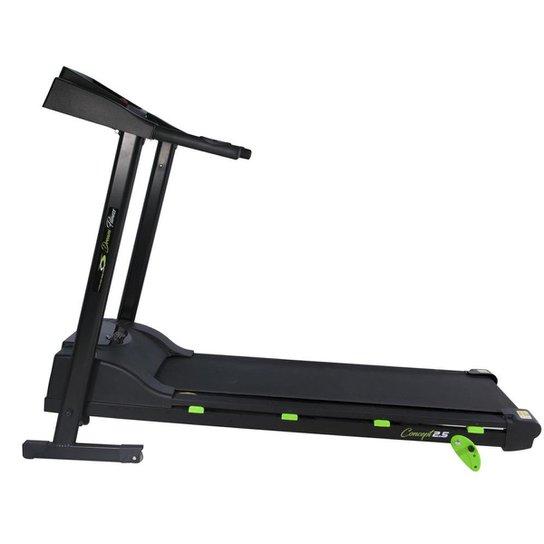 Esteira ergométrica concept 2.5 Dream Fitness - Preto