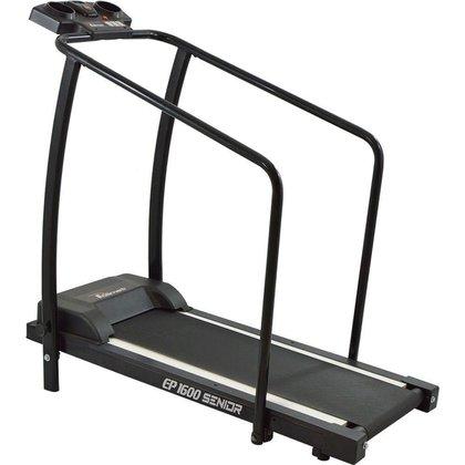 Esteira Polimet EP-1600 Senior até 110kg Bivolt 0262