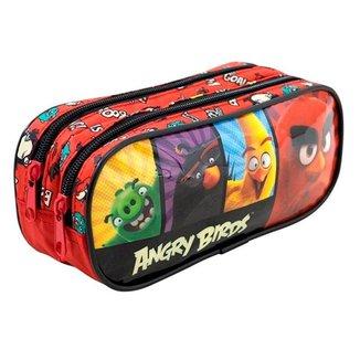 Estojo Duplo Infantil Angry Birds All Aboard Xeryus 8975