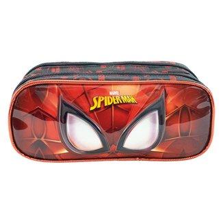 Estojo Duplo Infantil Xeryus Spider Man Masked Masculino