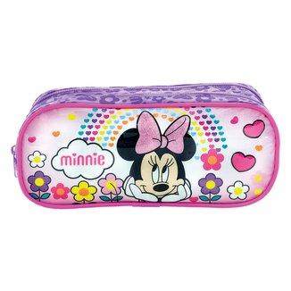 Estojo Escolar Infantil Xeryus Disney Minnie Daydreaming Feminino
