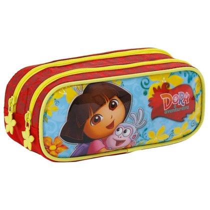 Estojo Escolar Xeryus Dora The Garden Of Dora Duplo