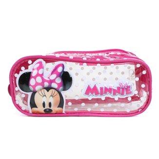 Estojo Infantil Xeryus Duplo Minnie Mouse Y2 Feminino